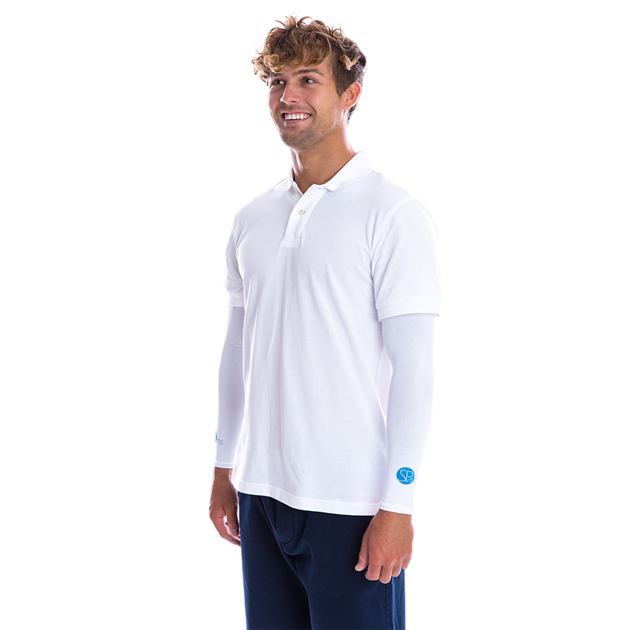 SP Arms  - Sun Sleeves [White] - SParms