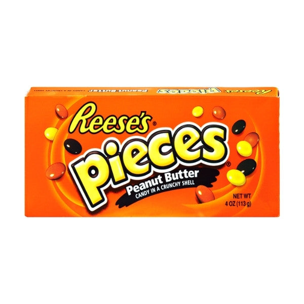 Theatre Box Reese's Pieces Peanut Butter 113g X 12 Units