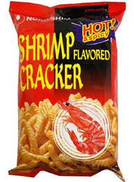 Nongshim Shrimp Cracker Hot 75g X 20 Bags - Remas