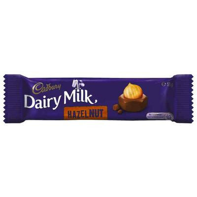 Cadbury Hazelnut 55g X 42 Bars - Remas