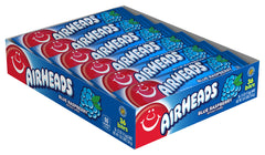 Airheads Blue Raspberry 15.6G X 36 Units