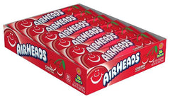 Airheads Cherry 15.6G X 36 Units