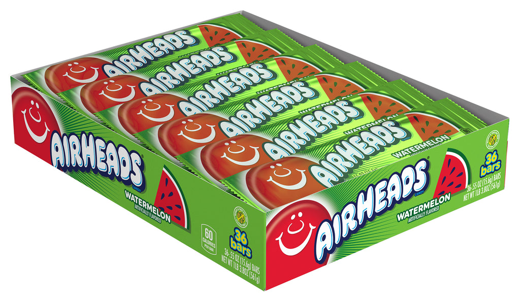 Airheads Watermelon 15.6G X 36 Units