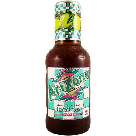 Arizona Lemon 473ml X 6 Bottles