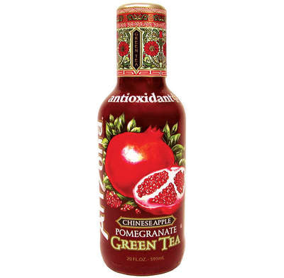 Arizona Pomegranate 473ml X 6 Bottles