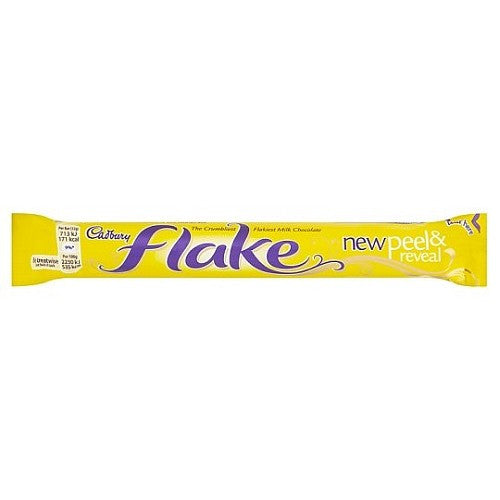 Cadbury Flake 30g X 50 Bars