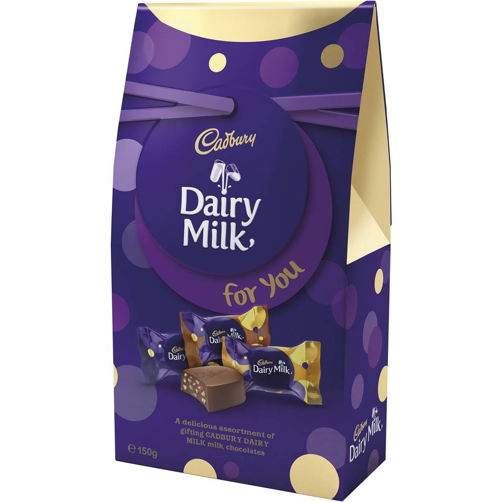 CADBURY DAIRY MILK  FOR YOU 1 X 150G