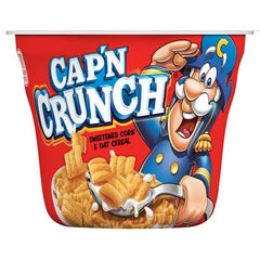 Cap'n Crunch 42g X 12 Cups - Remas