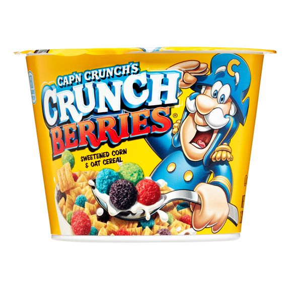 Cereal Cap'n Crunch Berries 37g X 12 Cups
