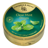 Cavendish Harvey Clear Mint  200g x 10 units