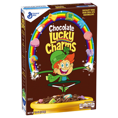 Cereal LUCKY CHARMS Chocolate