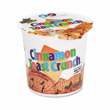 Cereal Cinnamon Toast Crunch 57g X 6 Cups - Remas