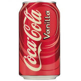 Coca Cola Vanilla 355ml X 12 Cans - Remas