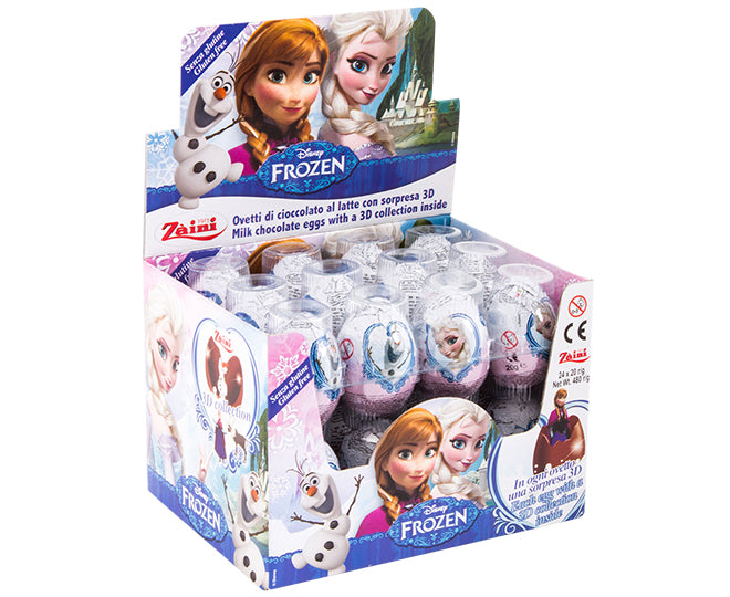 Disney Frozen 2 Surprise Eggs 20g x 24 Units