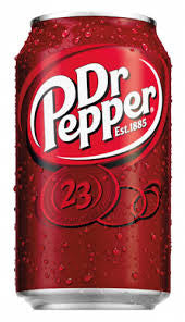 Dr Pepper 355ml X 12 Cans