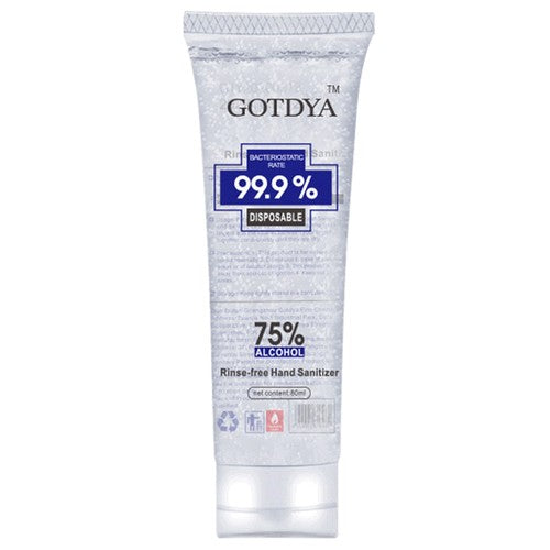 Gotdya 75% Alcohol Hand Sanitizer 80ml X 1 Unit