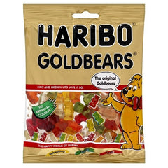 Haribo Gold Bears 142g X 12 Bags - Remas