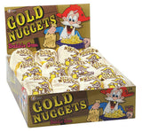 Golden Nugget Bubblegum 50g x 24 Units