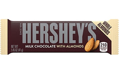 Hershey's Milk Chocolate with Almonds 41g X 36 Bars