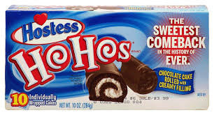 Hostess Twinkies Hoho's  Chocolate 432g X 1 Box - Remas