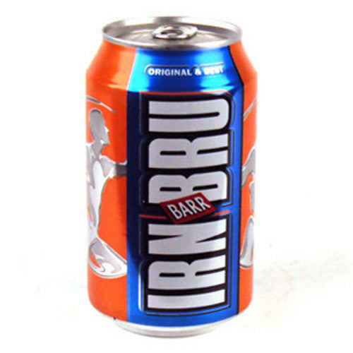 UK IRN BRU Original 330ml X 24 Cans