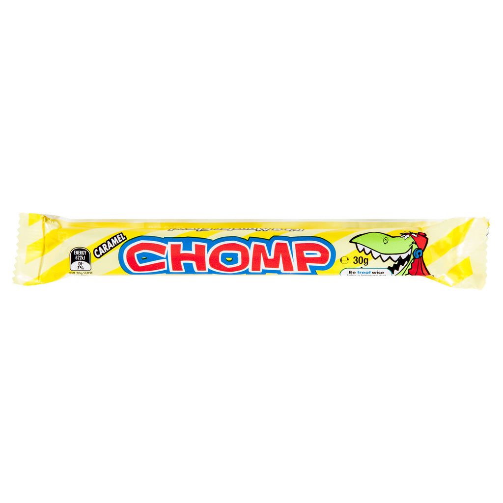 Cadbury Caramel Chomp 30g X 63 Bars