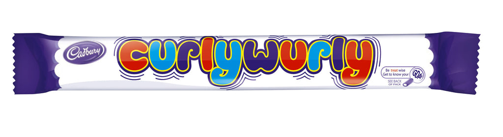 Cadbury Curly Wurly 26g X 48 Bars