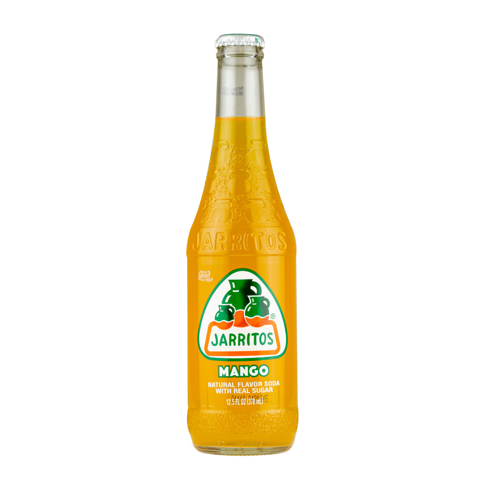 Jarritos Mango 370ml X 24 Bottles