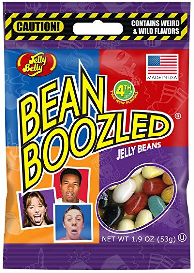 Jelly Belly Beanboozled 53g x 12 Bags
