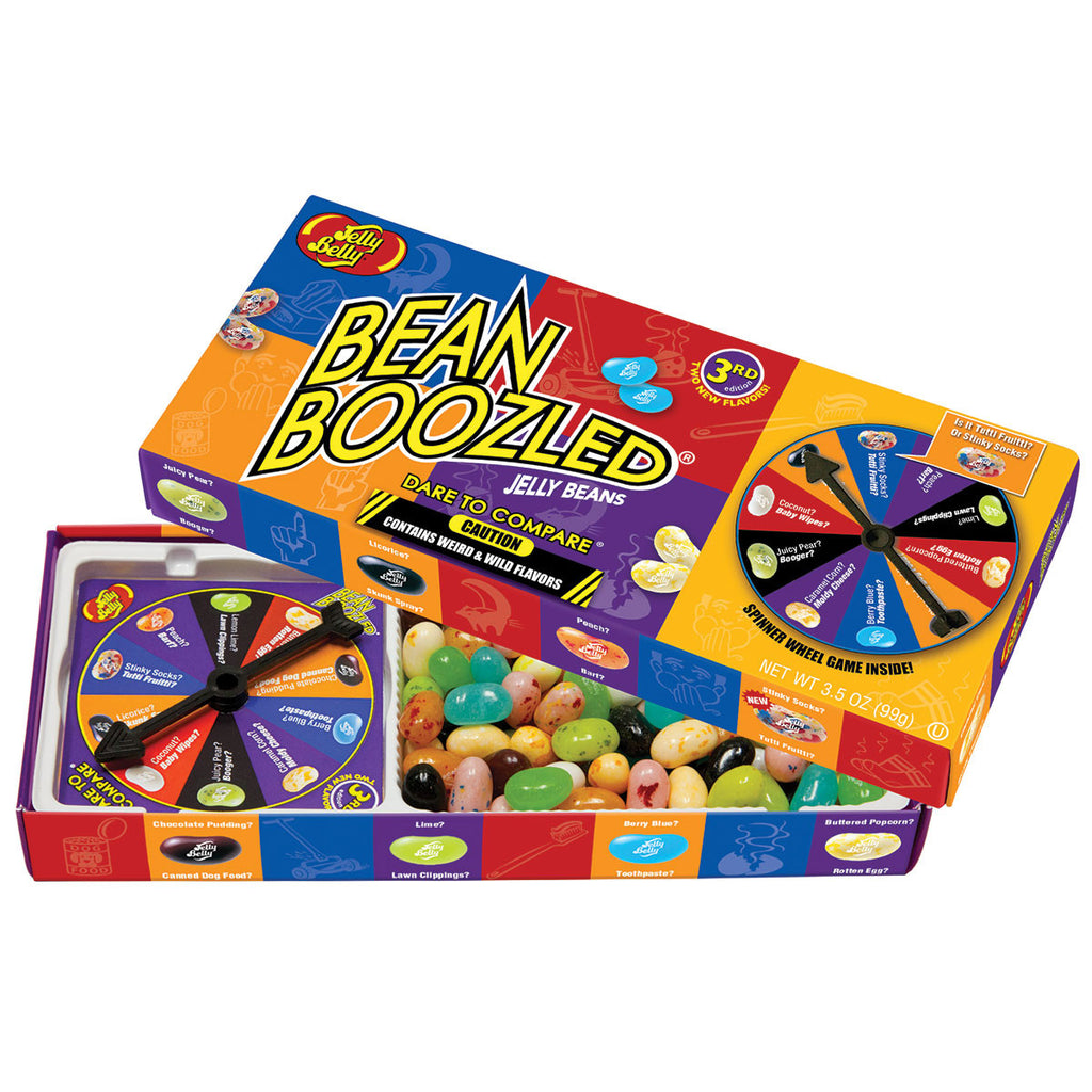 Jelly Belly Beanboozled Spinner 99g x 1 Unit