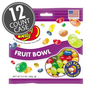 Jelly Belly Fruit Bowl 99g x 12 Bags