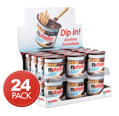 Kinder Nutella & Go Breadsticks Sticks 24 X 48g