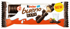 Kinder Bueno Dark 43g X 30 Bars