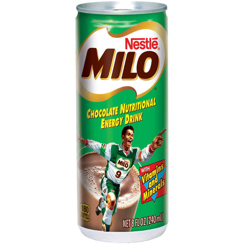 Milo Chocolate 240ml X 24 Cans