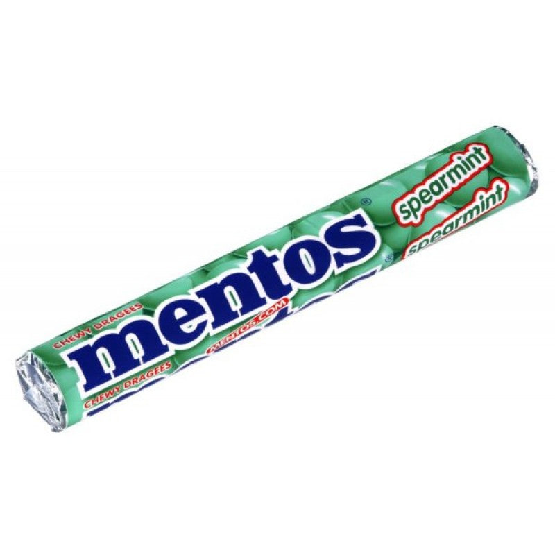 Mentos Spearmint 37.5g X 40 Roll