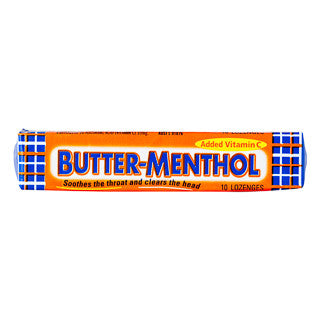 Butter Menthol Original 45g X 36 Units