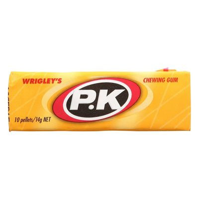 PK Yellow Gum 14g X 30 Units