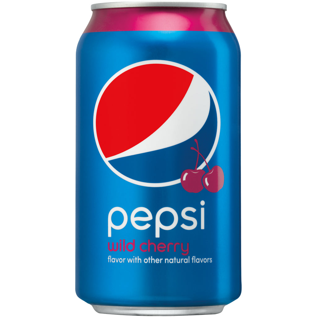 Pepsi Cherry  355 ml x 12 cans