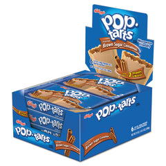 Pop Tarts 2pk Frosted Brown Sugar Cinnamon 96g X 6 (2 packs )