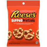 Reese's Dipped Pretzels Milk Chocolate 120g X 5 Bags