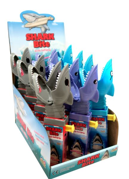Toy Shark Bite 17g X 12 Units