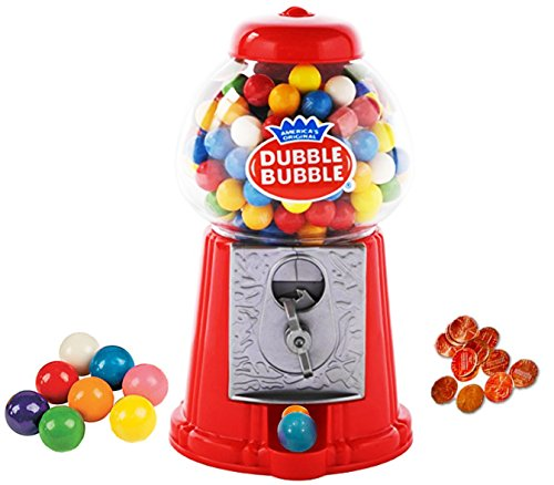 Toy Gum Ball Dispenser 40g X 12 Units