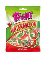Trolli Sour Watermelon 150g X 10 Units