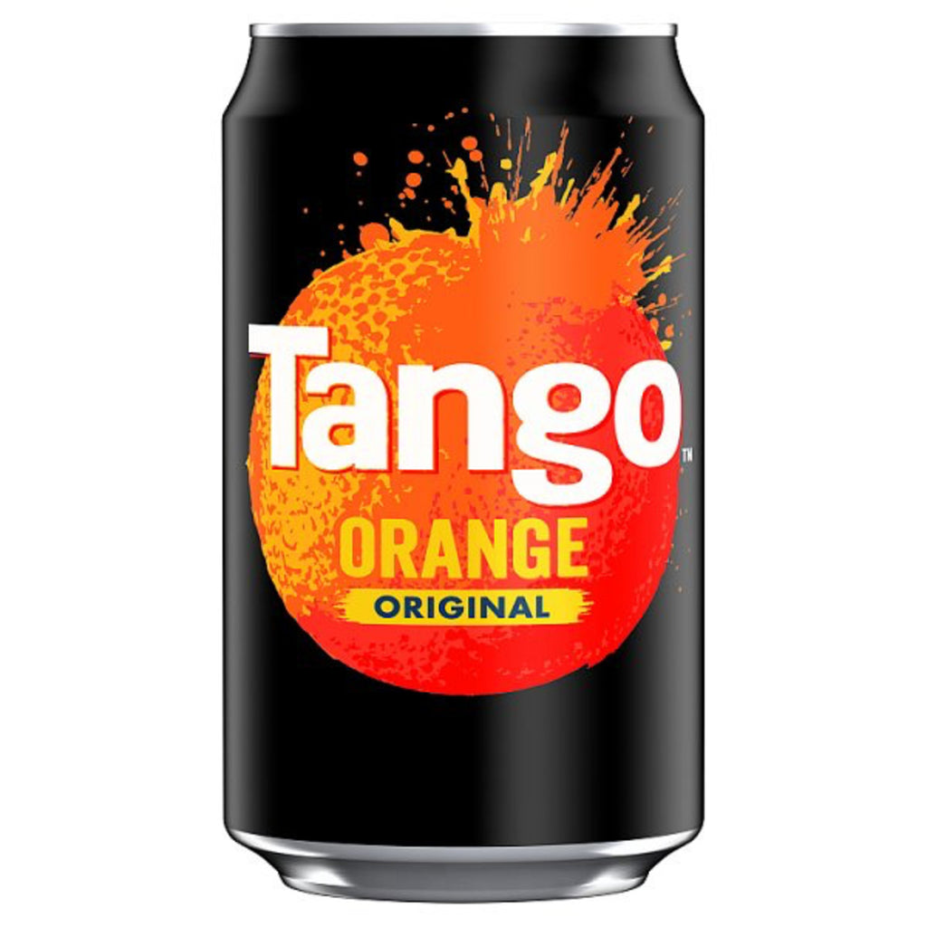 UK Tango Orange 330ml X 24 Cans