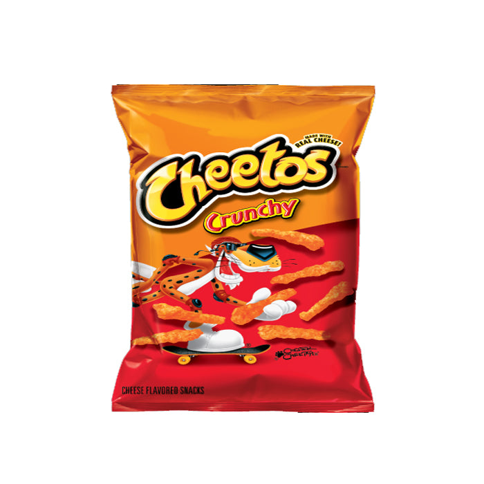 US CHIPS Cheetos Original Crunchy 35.4g X 44 Bags - Remas