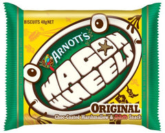 Arnott's Wagon Wheel Original 48g X 16 Biscuits - Remas