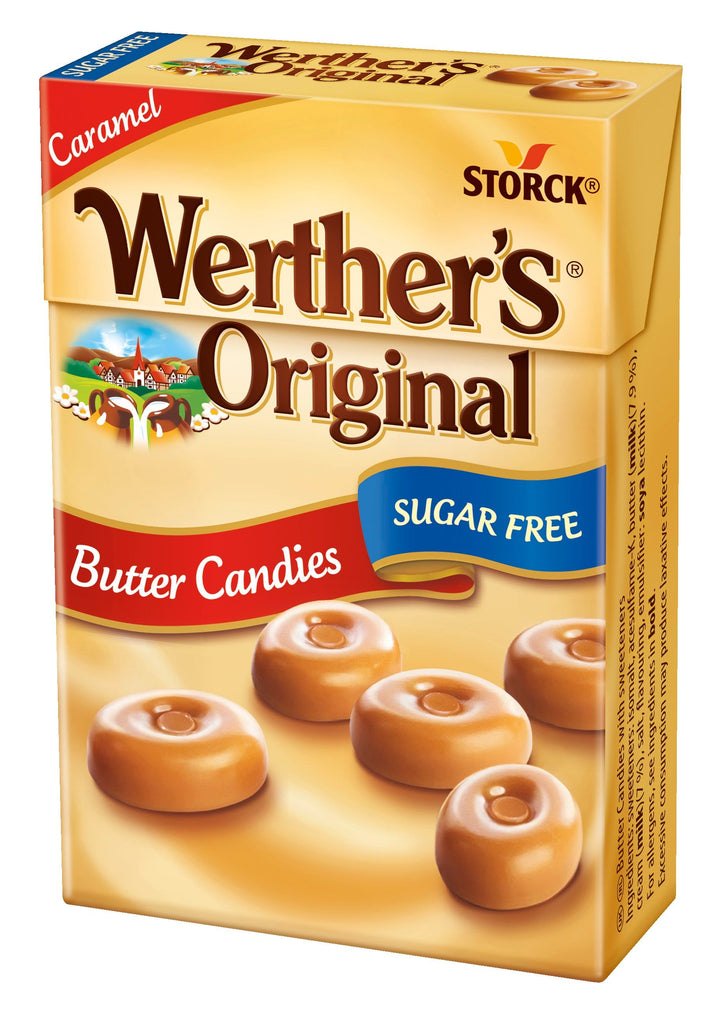 Werthers Original Box 42g x 10 Units