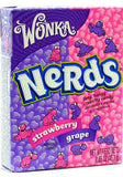 Wonka Nerds Strawberry & Grape 46.7g X 36 Units - Remas