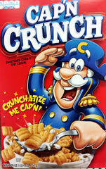 Cereal Cap'n Crunch 355g X 1 Box