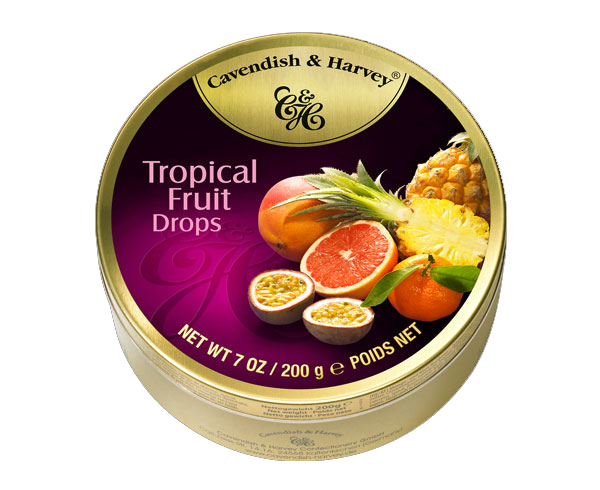 Cavendish Harvey Tropical 200g x 10 unit